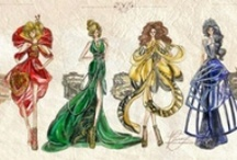 Harry Potter Inspired Clothing / by Amelia Miko