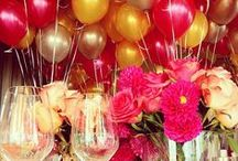 ♥Happy New Year ~ 2015♥ / Decorating Ideas For A New Years Eve Party / by Diane Goff-Cornett