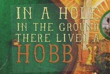 LOTR and The Hobbit / by Chloe Leis