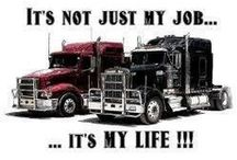 Trucking! / This album contains an assortment of fun (and funny!) photos from around the internet and Pinterest.   LIKE Progressive Truck School: http://www.facebook.com/cdltruck / by Progressive Truck School