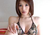 Yuu Tejima( Japanese Pin-up girl ) / Yuu Tejima