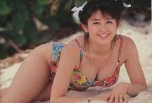 Eriko Tamura ( Japanese actress ) / Eriko Tamura