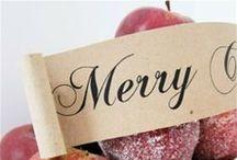 Bożonarodzeniowe Inspiracje / W tej tablicy znajdziesz wszystko co wiąże się ze świętami Bożego Narodzenia. Piękne zdjęcia, ciekawe aranżacja a także pomysły jak za pomocą świec zrobić oryginalne i niepowtarzalne dekoracje.
