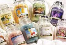 Świece Yankee Candle / Nie znasz jeszcze świec Yankee Candle? Zobacz jakie niesamowite zapachy możesz u nas znaleźć.