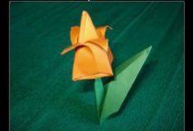 Origami - flowers