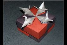 Origami - boxes