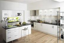 Projet Villeneuve / Rénovation d'un espace salle de bain et cuisine/salle à manger
