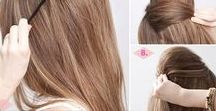 Hairstyles and makeup Ideas / Hairstyles Ideas. Ideas everyday and festive makeup