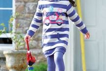 Frugi Organic Cotton Clothes / Beautifully soft organic cotton fun clothes that children love to wear.  http://dandylionsboutique.co.uk/collections/frugi