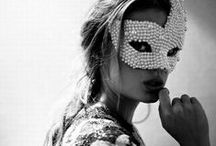 Beauty Masks / Masquerades disclose the reality of souls.