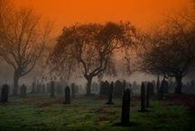 Cemetery Art & Tombstones / by J.R.W.-M.