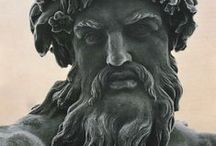 Mythological Musings / Mythological Musings: gods & goddesses from Greek and Roman mythology, Druid gods & goddesses, Norse gods & goddesses, Celtic gods & goddesses, gods & goddesses from other civilizations, some mythological creatures (Fauns, Satyrs, Hydra, Kraken, Medusa, Sirens, Cyclops, Cernunnos, Cerberus) / by J.R.W.-M.