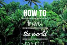 Traveling / I travel alot so you need a guide. I love reading through these :)