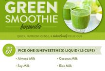 Smoothies & Juices / Healthy smoothies & juices
