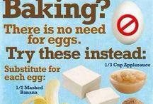 Cooking & Baking Tips