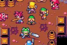 8 Bits / Pokemon, pixel, bits,gif, todo lo que me guste.  www.fullroms.ml