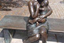 Lea Vivot  / Česká sochařka žijící v Kanadě  www.leavivot.com