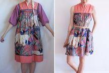 Recykling fashion