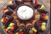 sweet food // dessert