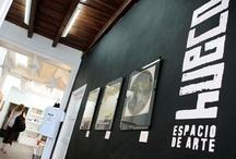 ARTISTAS Y ESPACIOS EXPOSITIVOS EN LA ISLA PALMA / Alguno de los artistas que nos ofrece la Isla de La Palma, algunos naturales de la isla, otros de adopción... pintura, fotografía, música, cine ...