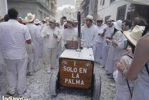 FIESTAS POPULARES Y TRADICIONES -LA PALMA / Fiestas populares, tradiciones festivas en la isla..