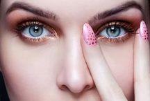 Nails & Make Up / by Elissiana Jahzara Caproni
