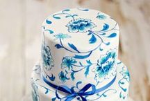 Painted cakes / Gorgeous hand-painted and airbrushed cakes!