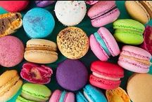 Marvellous macarons / Macaroons in a million different ways!