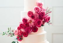 Fresh flower cakes / Beautiful cakes + beautiful flowers = winner!