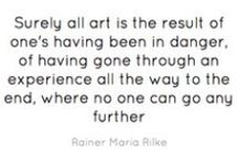 my favorite quotes / Quotes for those times when the innner critic is strong and every painting I make is wrong.....