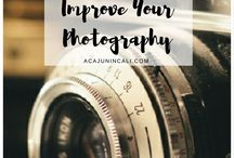 Tips for photography