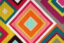 Patterns & Prints & Wallpaper & other stuff / Repetitive patterns, colourful prints, vintage wallpaper and other kind of pattern I like
