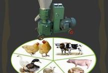 Feed Pellet Machinery / feed pellet mill,feed hammer mill,feed mixing machine,feed pellet cooler,feed pellet packing machine
