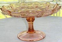 Cake Stands/Pretty Glass / by Barbara Dolan