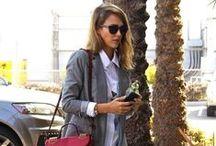 Celebrities / Inspírate en las referentes mundiales de la moda.