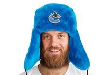 NHL Tundra Hats / All of the NHL Tundra Hats we make!