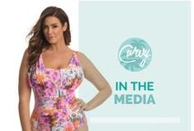 Curvy Swimwear in the Media / Curvy Swimwear's mentions in the media, on websites and blogs