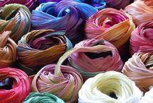 *** Fabrics and Textures *** / Fabric Inspirations