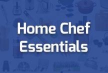 Home Chef Essentials / Control your ingredients and health by cooking your own meals! Check out our blog for Medifast approved recipes and other nutrition tips: http://medifastmn.com/blog
