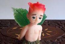 Poliquimeras / Fantasy art doll. Handmade doll by Raul Uzquiano, hadas, duendes, trolls, gnomos, pixies, criaturas fantásticas, muñecos de arte, seres mágicos de arcilla