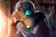 Anime boys :3