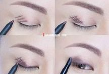 Beautyy / Make up, hair looks and tips