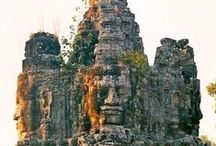 Kingdom of Cambodia | Kampuchea / An outstanding destination in Southeast Asia. Land of Khmers, Kingdom of Wonder. From Phnom Penh to Siem Reap, the visit of Cambodia will help to to realize how lovely is the country and its people. The famous Angkor Wat will show you the beauty of temples you can't imagine!