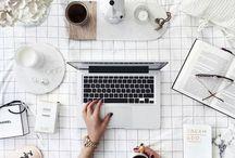 Blogger MacBook inspiration