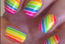 Nailed that $#@&!!! / Nail art and tips / by Bridget Cassidy