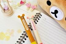 Inspirational Paper & Pencils / We love things that make style our life!