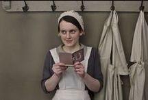 Downton Abbey  / Who doesn't love Downton Abbey?