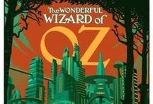 Wizard of Oz/Steampunk