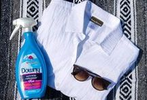 Spring/Summer Styles / Spring and Summer fashion ideas for women. Think sandals, camis, shorts, skirts and tanks.  / by Downy Wrinkle Releaser