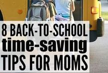 Wrinkle Free Back To School / What it takes to get kids (and parents!) back in the routine of school. Think school supplies, packed lunches, outfit ideas, picture day, organization tips and more.
